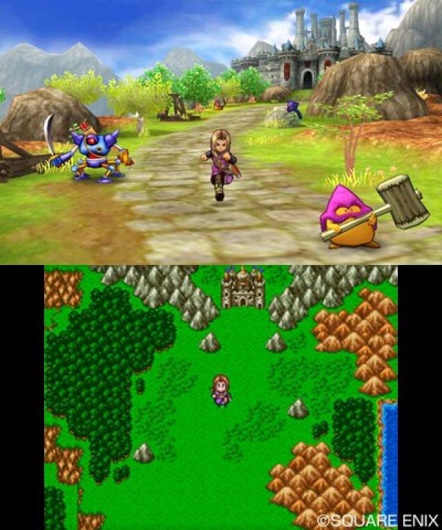 Dragon Quest XI:Echi di un'era perduta immagine 161819