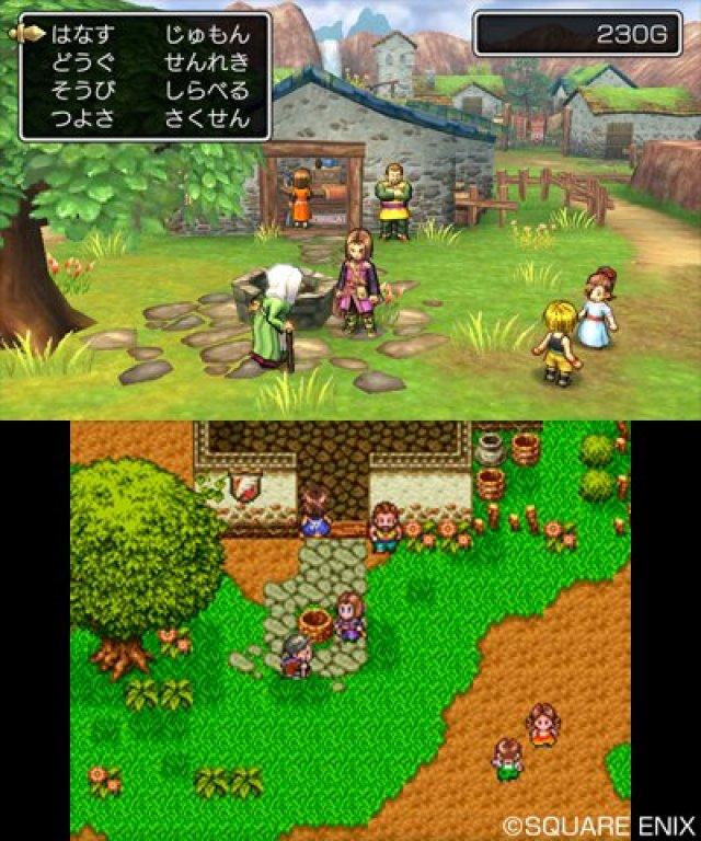 Dragon Quest XI:Echi di un'era perduta immagine 161821