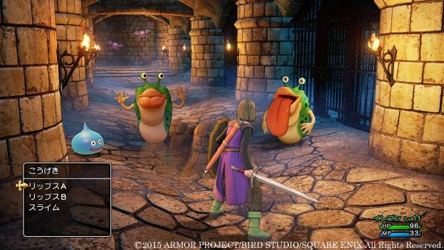 Dragon Quest XI:Echi di un'era perduta immagine 161823