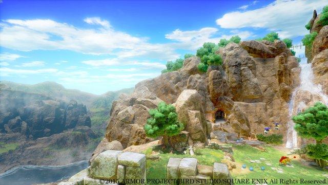 Dragon Quest XI:Echi di un'era perduta immagine 161825
