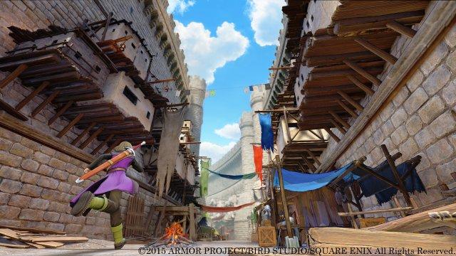 Dragon Quest XI:Echi di un'era perduta immagine 161827