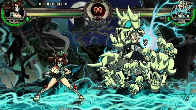 Skullgirls 2nd Encore - Immagine 160516