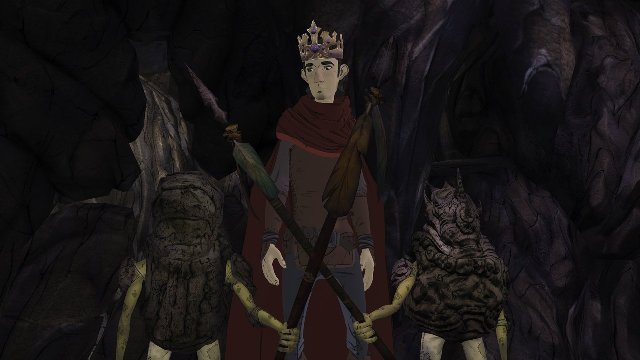 King's Quest Episode 2: Rubble Without a Cause immagine 171122