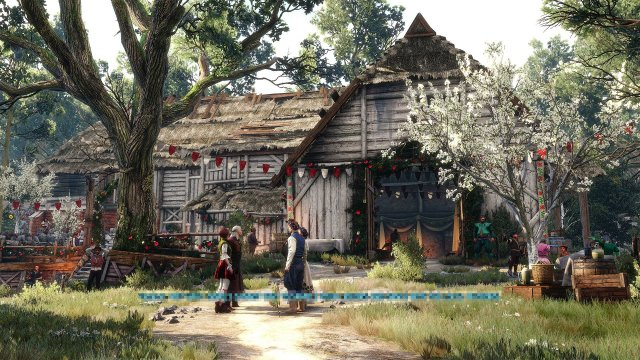 The Witcher 3: Hearts of Stone immagine 165193
