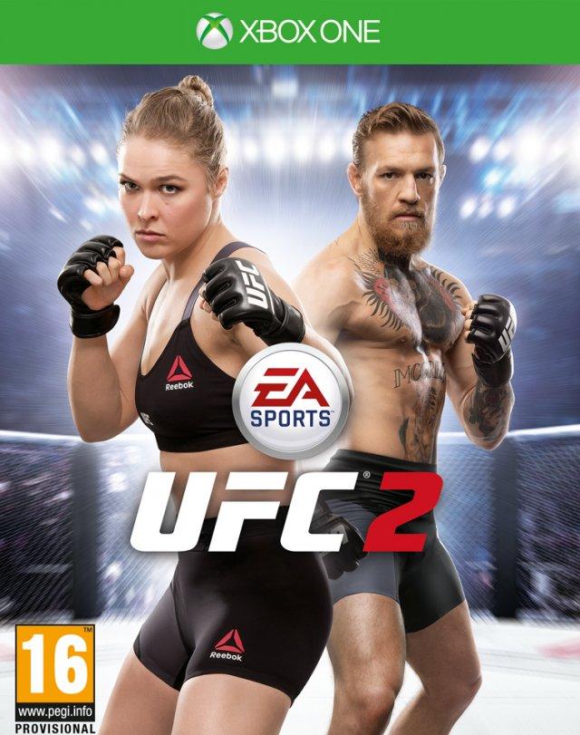 EA Sports UFC 2 immagine 172084