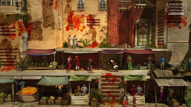 Assassin's Creed Chronicles: India immagine 171558