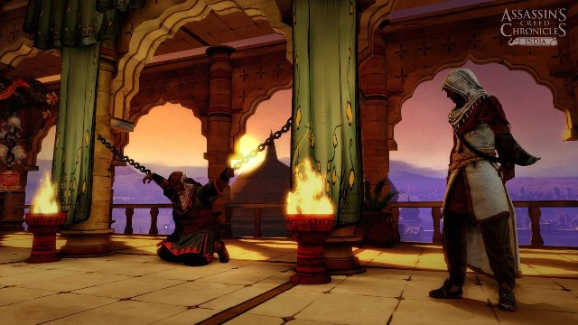 Assassin's Creed Chronicles: India immagine 171561
