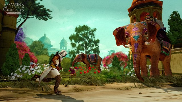 Assassin's Creed Chronicles: India immagine 171567