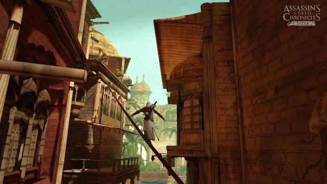 Assassin's Creed Chronicles: India immagine 171573