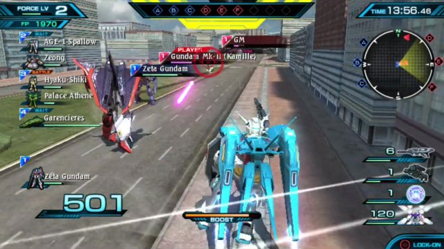 Mobile Suit Gundam Extreme VS-Force - Immagine 172910