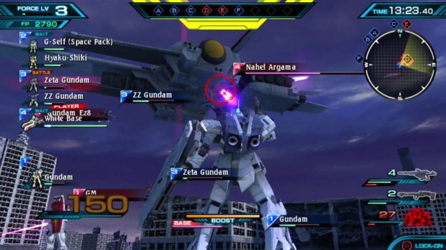Mobile Suit Gundam Extreme VS-Force - Immagine 172915