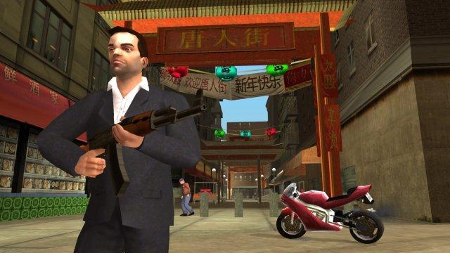 Grand Theft Auto: Liberty City Stories immagine 172532