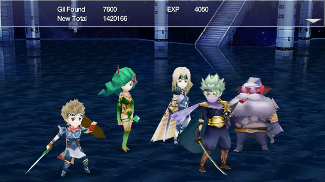 Final Fantasy IV: The After Years immagine 150160