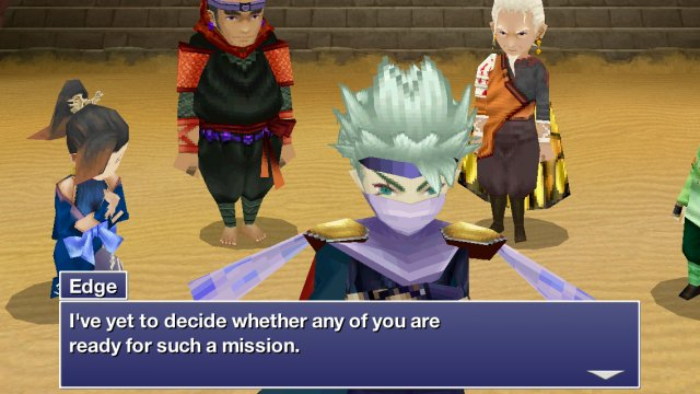 Final Fantasy IV: The After Years immagine 150164