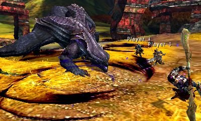 Monster Hunter 4 immagine 141320