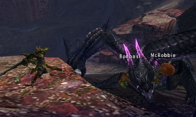 Monster Hunter 4 immagine 141321