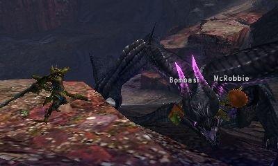 Monster Hunter 4 immagine 141321