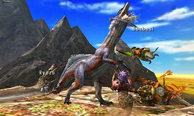 Monster Hunter 4 immagine 141323