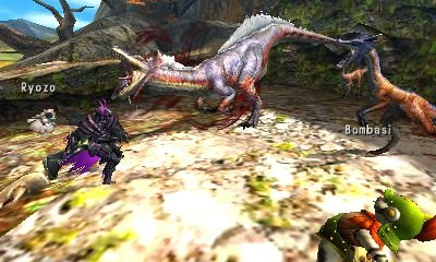 Monster Hunter 4 immagine 141324