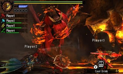Monster Hunter 4 immagine 141326
