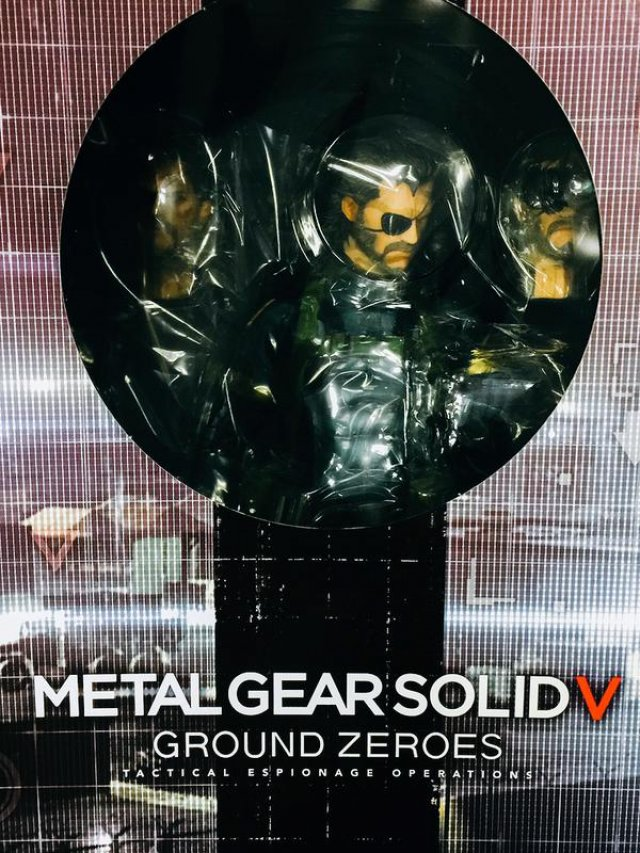 Metal Gear Solid V: Ground Zeroes immagine 152539