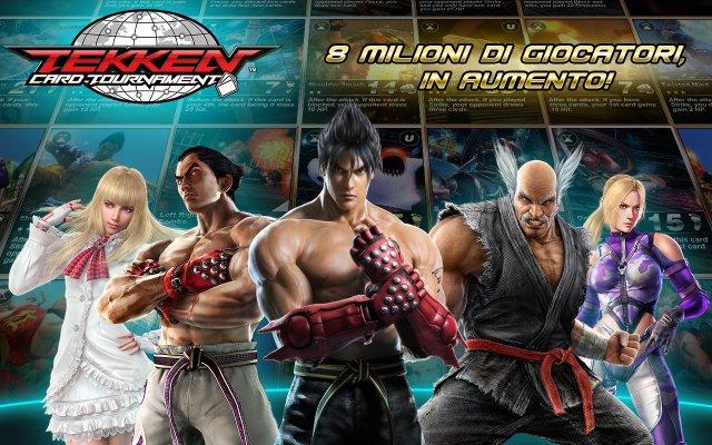 Tekken Card Tournament immagine 138244