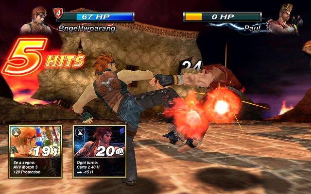 Tekken Card Tournament immagine 138245