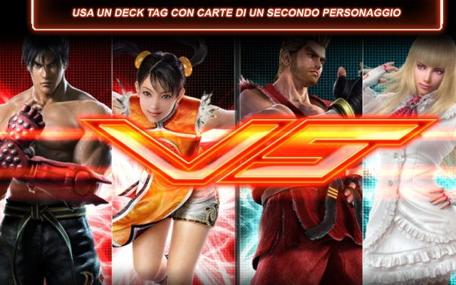 Tekken Card Tournament immagine 138248