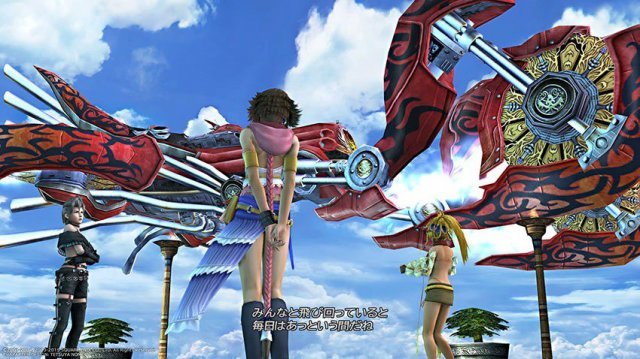 Final Fantasy X | X-2 HD Remaster - Immagine 151431