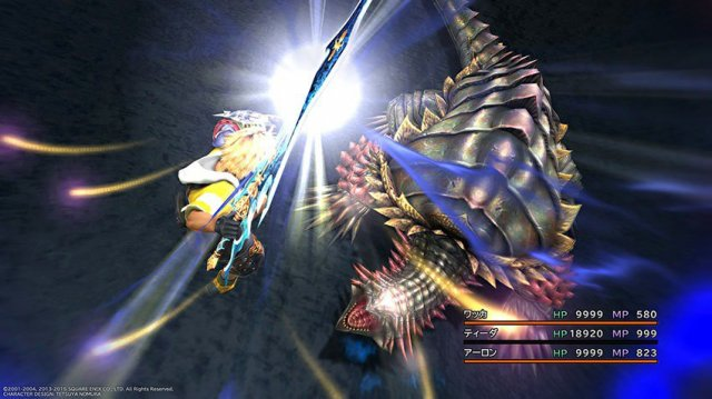 Final Fantasy X | X-2 HD Remaster immagine 151436