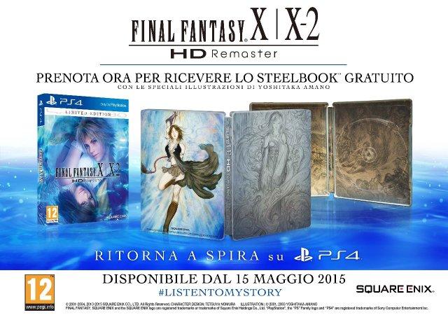 Final Fantasy X | X-2 HD Remaster - Immagine 144723