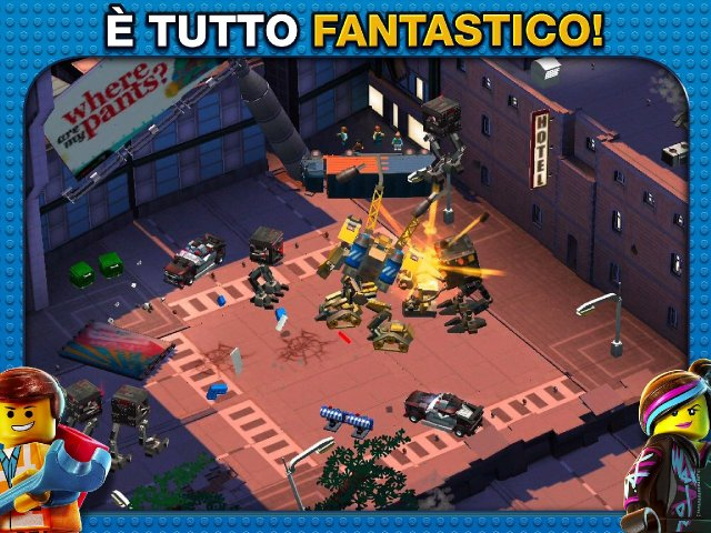 The LEGO Movie Videogame immagine 139706