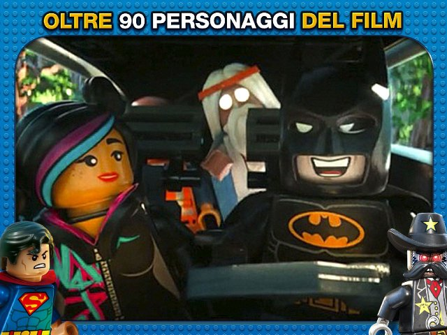 The LEGO Movie Videogame immagine 139708