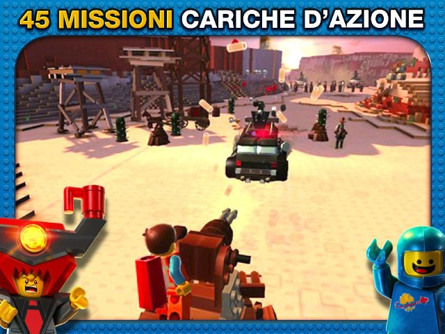 The LEGO Movie Videogame immagine 139710
