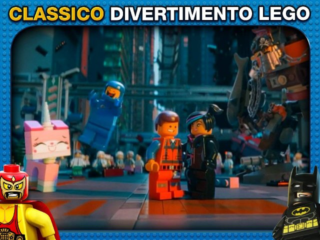 The LEGO Movie Videogame immagine 139715