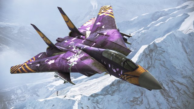 Ace Combat Infinity - Immagine 152325