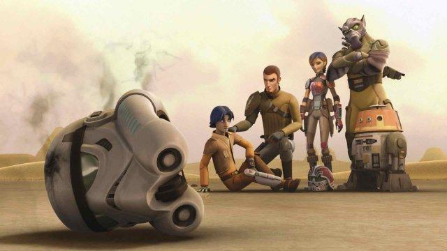 Star Wars Rebels - Immagine 168868