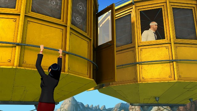 Broken Sword 5: La Maledizione del Serpente - Immagine 155211