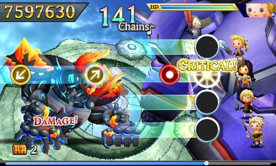 Theatrhythm Final Fantasy: Curtain Call - Immagine 138072
