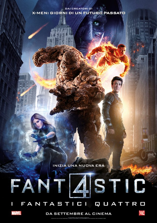 Fantastic Four: I Fantastici Quattro - Immagine 159333