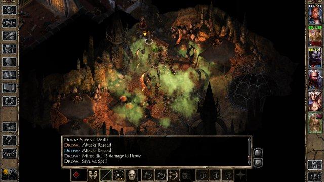 Baldur's Gate II: Enhanced Edition immagine 152047