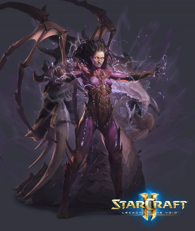 Starcraft II: Legacy of the Void immagine 161105