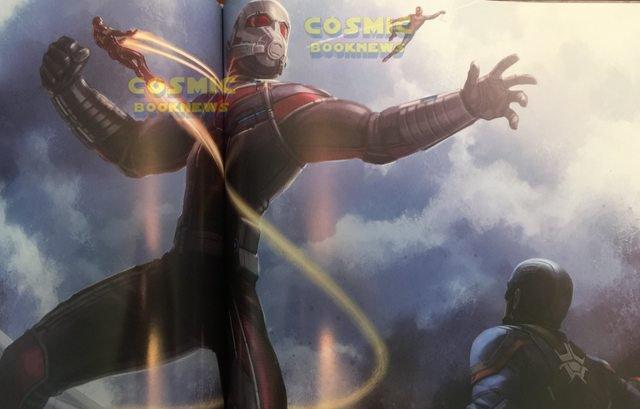 Captain America: Civil War - Immagine 185012