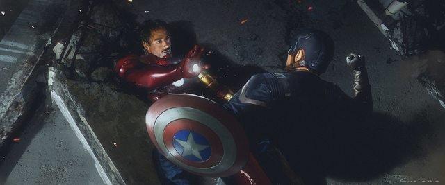 Captain America: Civil War - Immagine 185015