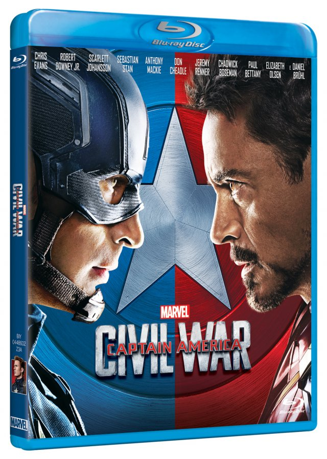 Captain America: Civil War - Immagine 192786