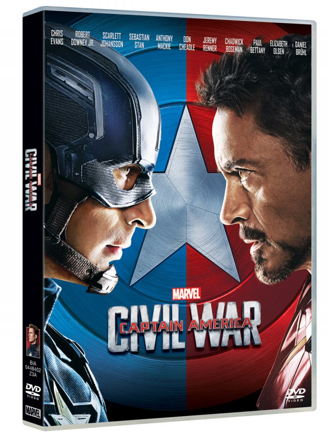 Captain America: Civil War - Immagine 192787