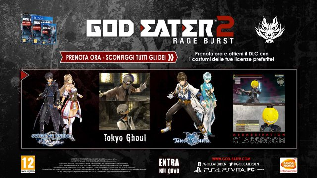 God Eater 2: Rage Burst - Immagine 188551