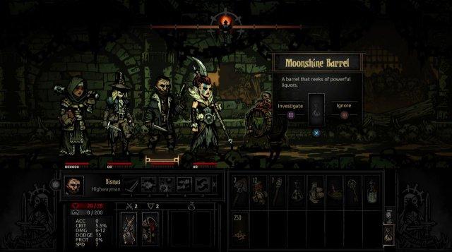 Darkest Dungeon immagine 190108