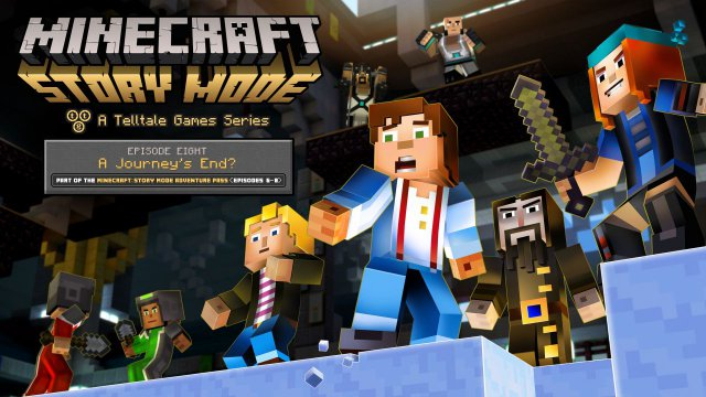 Minecraft Story Mode - Episode 1: The Order of Stone immagine 191994