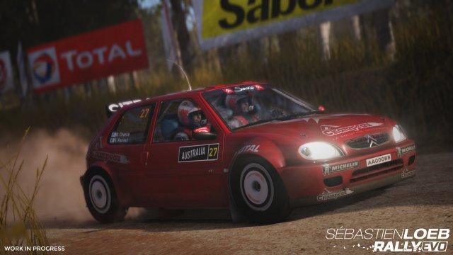 Sébastien Loeb Rally Evo immagine 174421